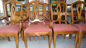 Country French Dining Room Chairs Items Similar To Vintage Ethan Allen French Country Dining Table