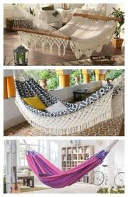 21 hammock design ideas add cozy atmosphere to your home indoor
