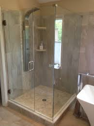 Leaking Frameless Shower Door by 40 Best Showers Images On Pinterest Diy A Small And Bath Ideas