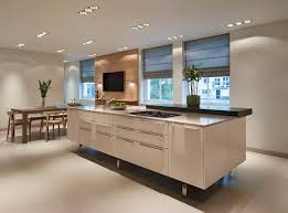 kitchen and bath showroom island bulthaup b3 kitchen island and table displayed at our bath