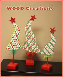 wood creations christmas peek