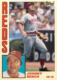Johnny Bench Wife 115 Best Johnny Bench Images On Pinterest Johnny Bench Baseball
