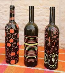 How To Decorate A Wine Bottle Diy Ways How To Reuse Glass Bottles