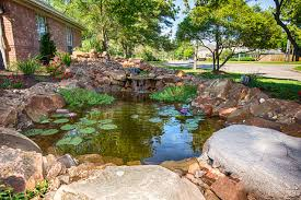 waterfalls u0026 ponds landscaping services houston u0026 clear lake area