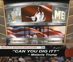 Can You Dig It Meme - melania trump can you dig it by kyd462 meme center