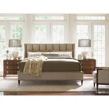 Rose Gold Bed Frame Lexington Furniture 706 144c Barrington Platform Bed W Channel