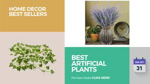 Artificial Plants Home Decor Best Artificial Plants Home Décor Best Sellers Youtube