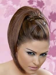 جدیدترین مدل شینیون موی باز 2013