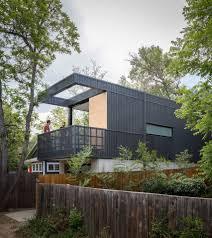 studio b creates backyard dwelling for landscape architect in colorado