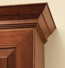 Cabinets With Crown Molding Cabinet Crown Molding The Finishing Touch
