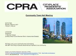 the blog cityplace residents u0027 association page 7