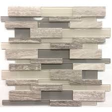 Lowes Kitchen Tile Backsplash by Interior Stylish White Kitchen Cabinet Design With Silver Stove