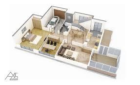 3d floor plan rendering 3d architectural floor plans rendering portfolio 3d floorplanner