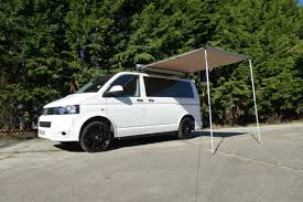 4x4 Awning 2m X 2 5m Van Pull Out Awning For Heavy Duty Roof Racks Roof Tents