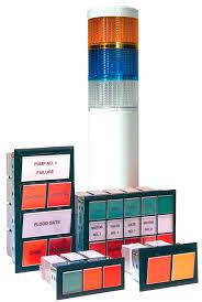 panel mount indicator lights panel mount indicator light ip67 rectangular ritm industryritm