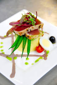 restaurant cuisine nicoise tuna nicoise dining nicoise food and fish