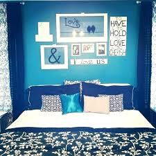 Blue Room Decor Teal Bedroom Decor Black And Blue Nursery Baby Boy Purple Room