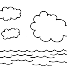 coloring water kids drawing coloring pages marisa