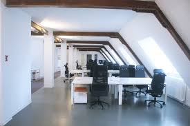 Beautiful Office Bright Room In Shared Office Berlin Startup Offices