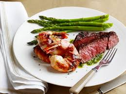 surf and turf for two recipe food network kitchen food network