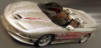 pontiac corvette concept pontiac firebird concepts firebird concept cars past and present