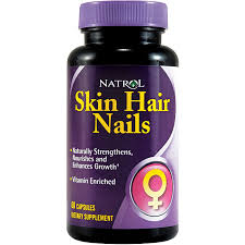 natrol skin hair nails total nutrition concepts total