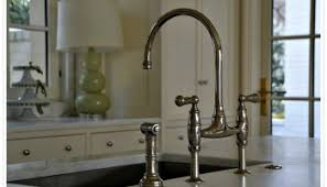 Bridge Faucets For Kitchen by Bridge Faucets For Kitchen The All American Home