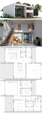 small contemporary house plans house plan best 25 small modern house plans ideas on
