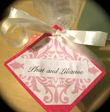simple wedding favors diy and simple wedding favors