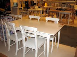 Ikea Kitchen Dining Table And Chairs by Ikea Kitchen Table Kitchen Tables And Chairs Ikea Bjursta Brje