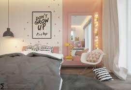 couleur de chambre pour fille ameublement decorer fillettes coucher ado moderne fille peinture set