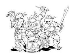 25 desenho das tartarugas ninjas ideas