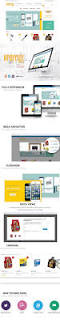 622 best website templates images on pinterest