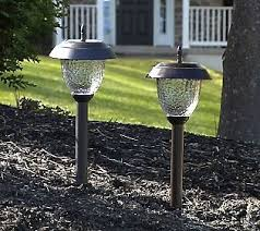 qvc solar lights hardware home improvement pedersonforsenate