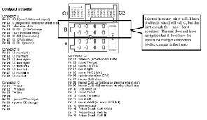 smart car radio stereo audio wiring diagram autoradio connector wire