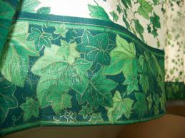 Ivy Kitchen Curtains by Chronicles Whimsy Curtains Kitchen Close Up