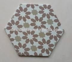 decorative porcelain hexagonal ceramic tile wall tile buy