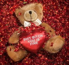 valentines bears you is teddy