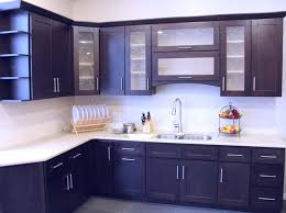 cabinets drawer open kitchen in delightful cabinetware less