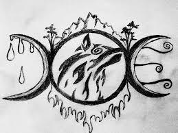 moon by alltoomuch on deviantart