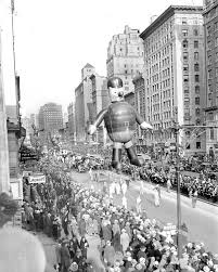 macy s thanksgiving day parade 1929 1960 macy s thanksgiving