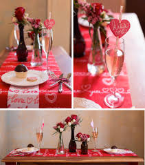 Valentine S Day Table Decorations by 5 Diy Table Settings For Valentine U0027s Day Relish