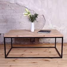 metal frame coffee table industrial metal framed coffee table cosywood co uk