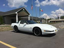 1991 corvette colors 1991 chevrolet corvette white color combo gorgeous florida car