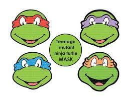 25 ninja turtle mask ideas ninja turtle