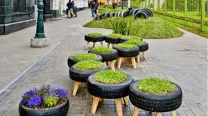 40 creative ideas for home decoration 2017 from recycle tyres