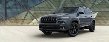 jeep cherokee 2017 jeep cherokee high altitude limited edition model
