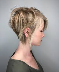 short haircuts when hair grows low on neck 70 cute and easy to style short layered hairstyles