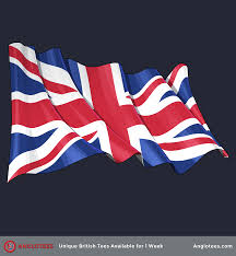 union flag week waving union jack est ship date october 29th