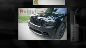 Rtint 2005 2007 Jeep Grand Cherokee Pre Cut Headlight Tint